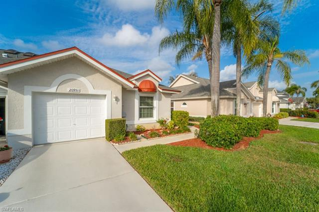 For Sale in VILLAS AT COUNTRY CREEK Estero FL