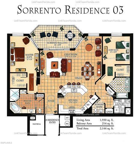 23650 Via Veneto #903, Bonita Springs, Fl 34134