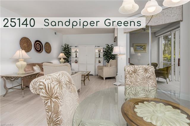 25140 Sandpiper Greens Ct #102, Bonita Springs, Fl 34134