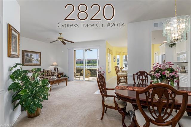 2820 Cypress Trace Cir #2014, Naples, Fl 34119