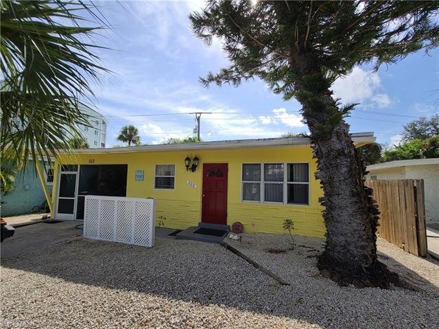 260 Fairweather Ln, Fort Myers Beach, Fl 33931