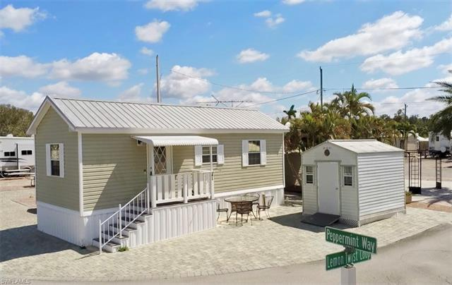 For Sale in BONITA BEACH TRAILER PARK Bonita Springs FL