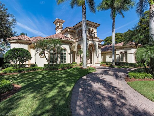 New listing For Sale in ESTATES AT BAY COLONY GOLF CLU Naples FL