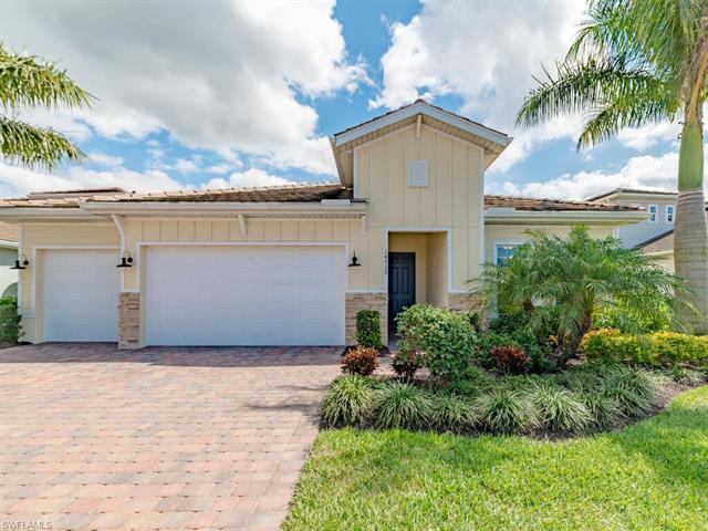 The Least Expensive Home in Naples Reserve today is priced at $699,000