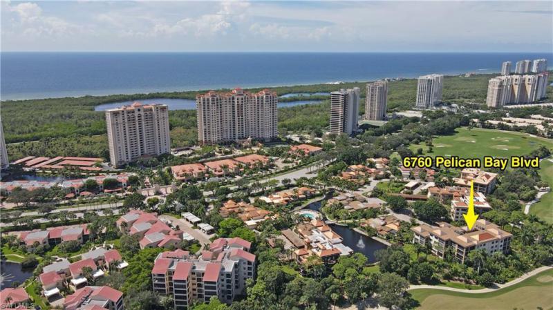 6760 Pelican Bay Blvd #323, Naples, Fl 34108