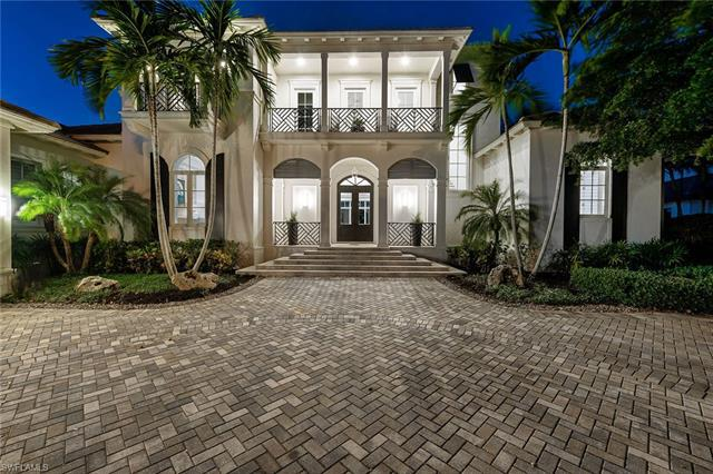 For Sale in PORT ROYAL Naples FL