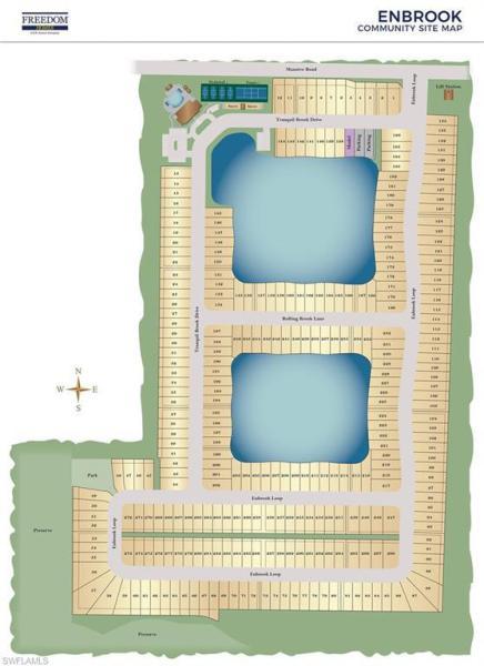 1187 Tranquil Brook DR , Naples, FL  34114 $369,415