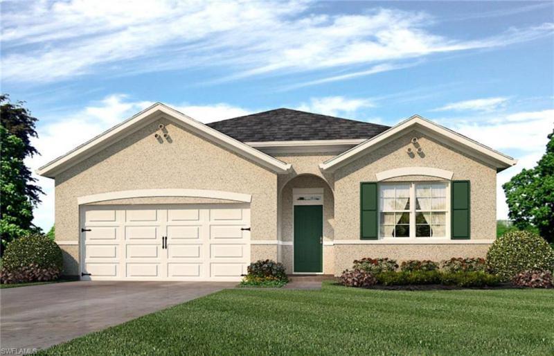 New listing For Sale in ENTRADA Cape Coral FL