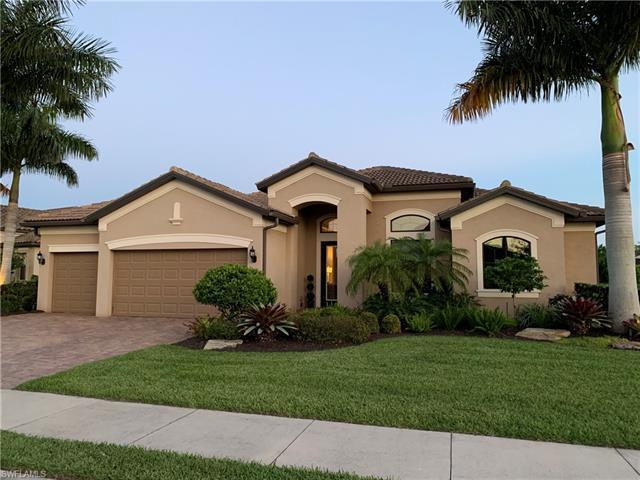 New listing For Sale in PRESERVE AT CORKSCREW Estero FL