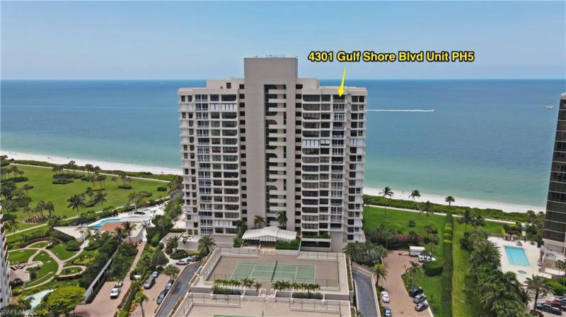 4301 N Gulf Shore Blvd #ph 5, Naples, Fl 34103