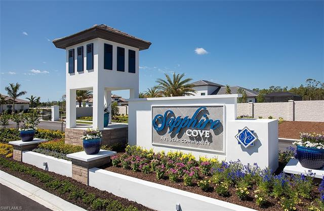 The Least Expensive Home in Sapphire Cove today is priced at $559,900