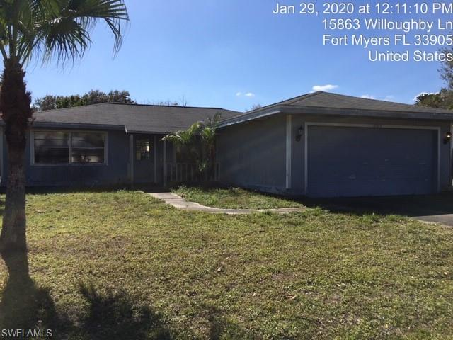 For Sale in RIVERDALE SHORES Fort Myers FL