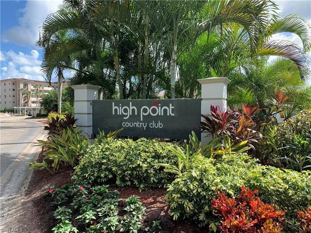 For Sale in HIGH POINT COUNTRY CLUB Naples FL