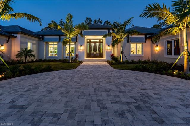 4478 Wayside DR  for sale in QUAIL WEST Naples FL 34119