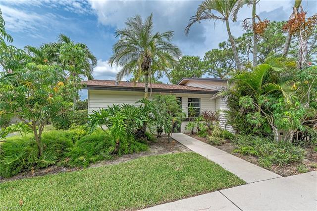 For Sale in BOCA CIEGA VILLAGE Naples FL