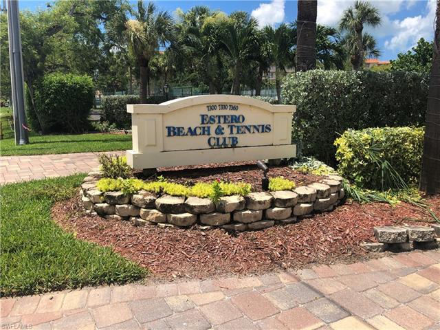 For Sale in ESTERO BEACH AND TENNIS CLUB Fort Myers Beach FL