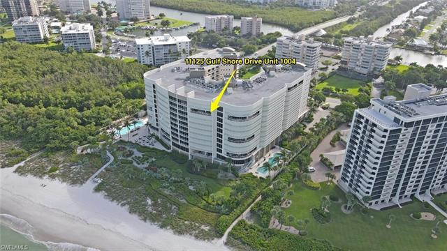 11125 Gulf Shore Dr #1004, Naples, Fl 34108