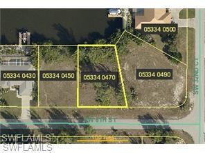 3241 Sw 8th St, Cape Coral, Fl 33991