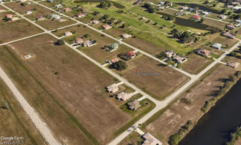 1433 Nw 31st Place, Cape Coral, Fl 33993