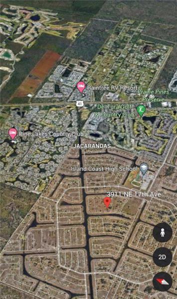 3911 Ne 17th Avenue, Cape Coral, Fl 33909