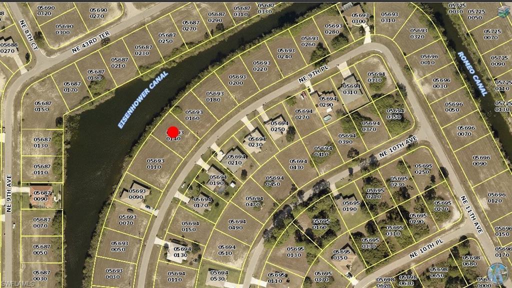4144 Ne 9th Place, Cape Coral, Fl 33909