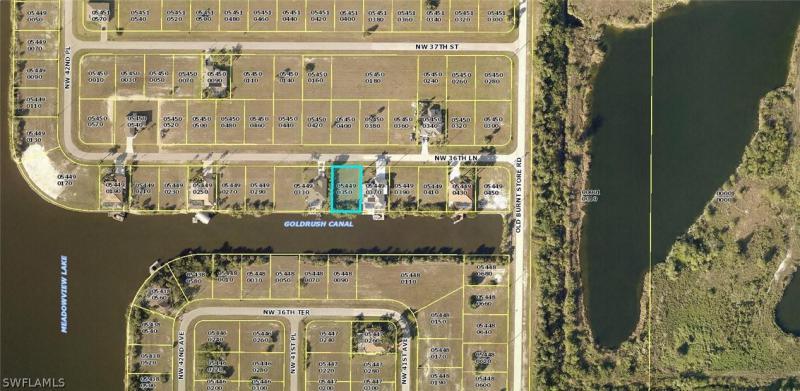 4108 Nw 36th Lane, Cape Coral, Fl 33993