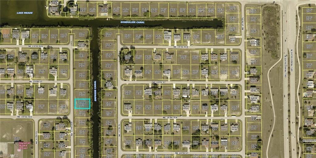 1821 Ne 13th Avenue, Cape Coral, Fl 33909