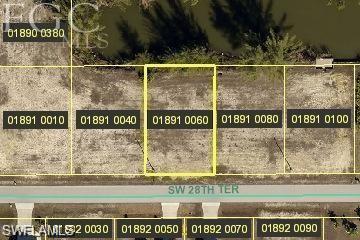631 Sw 28th Terrace, Cape Coral, Fl 33914