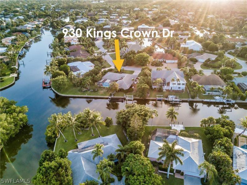 930 Kings Crown Drive, Sanibel, Fl 33957