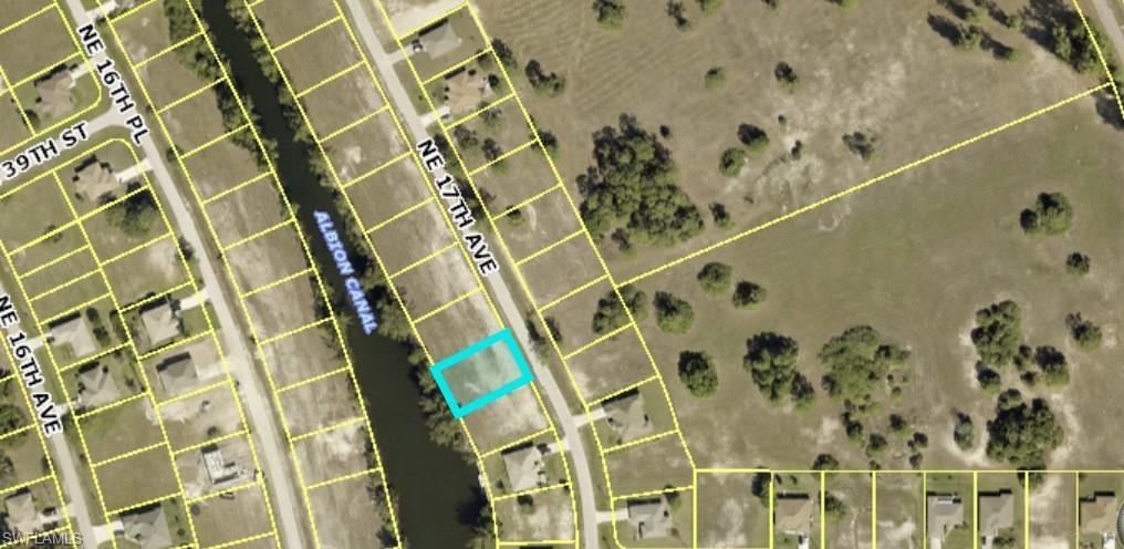 3834 Ne 17th Avenue, Cape Coral, Fl 33909
