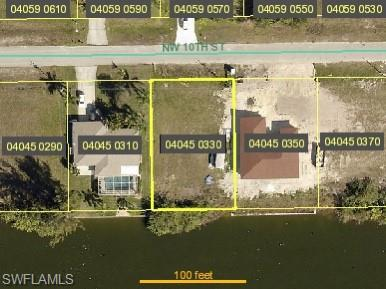 2618 Nw 10th Street, Cape Coral, Fl 33993