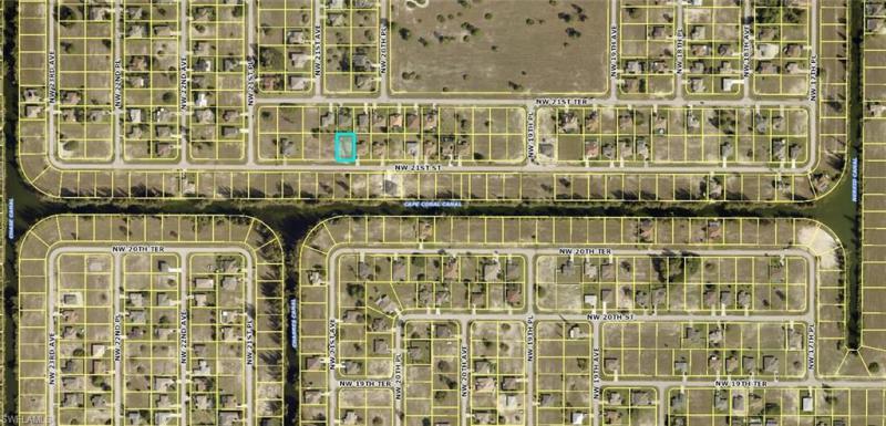 2027 Nw 21st Street, Cape Coral, Fl 33993