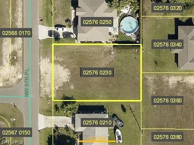 241 Nw 6th Place, Cape Coral, Fl 33993