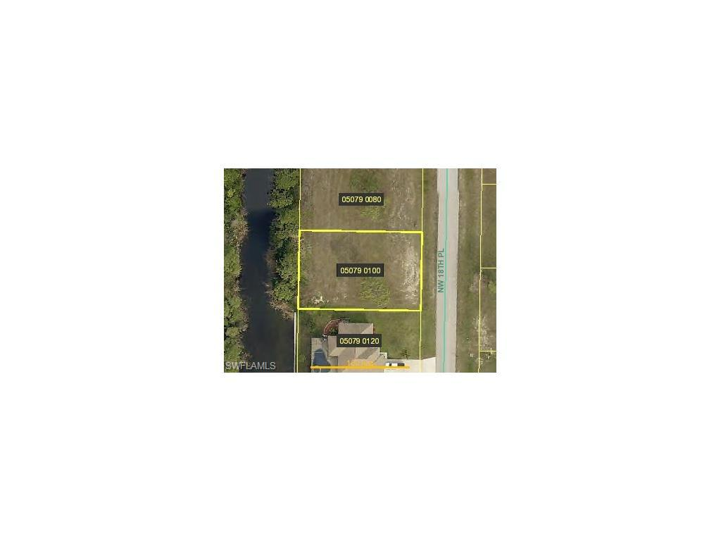 2536 Nw 18th Place, Cape Coral, Fl 33993