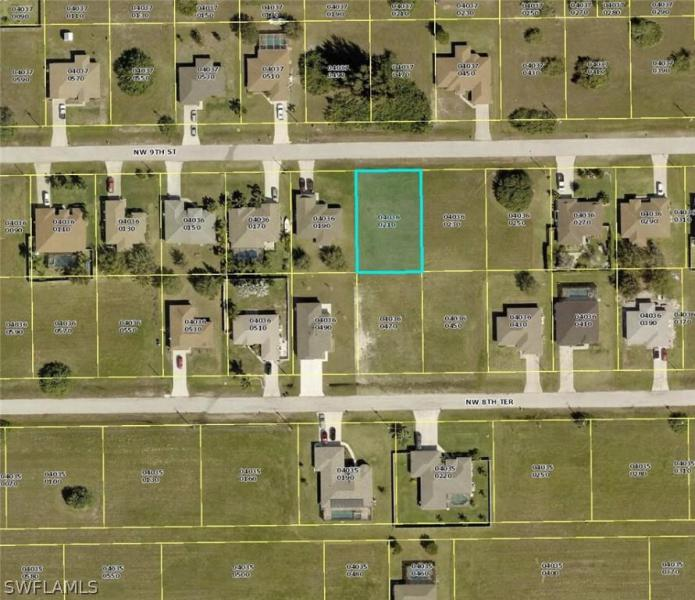 2440 Nw 9th Street, Cape Coral, Fl 33993