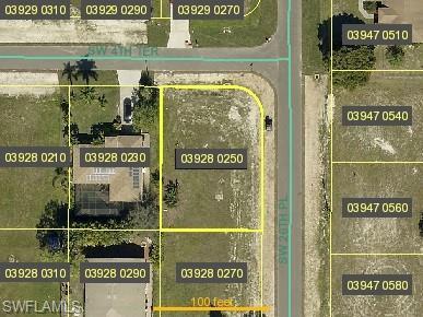 2622 Sw 4th Terrace, Cape Coral, Fl 33991