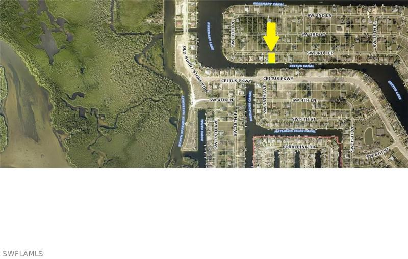 3728 Sw 3rd Terrace, Cape Coral, Fl 33991
