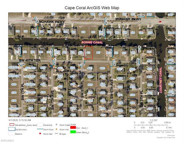 611 Sw 40th Terrace, Cape Coral, Fl 33914