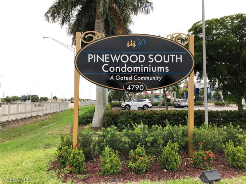 For Sale in PINEWOOD SOUTH CONDO Fort Myers FL