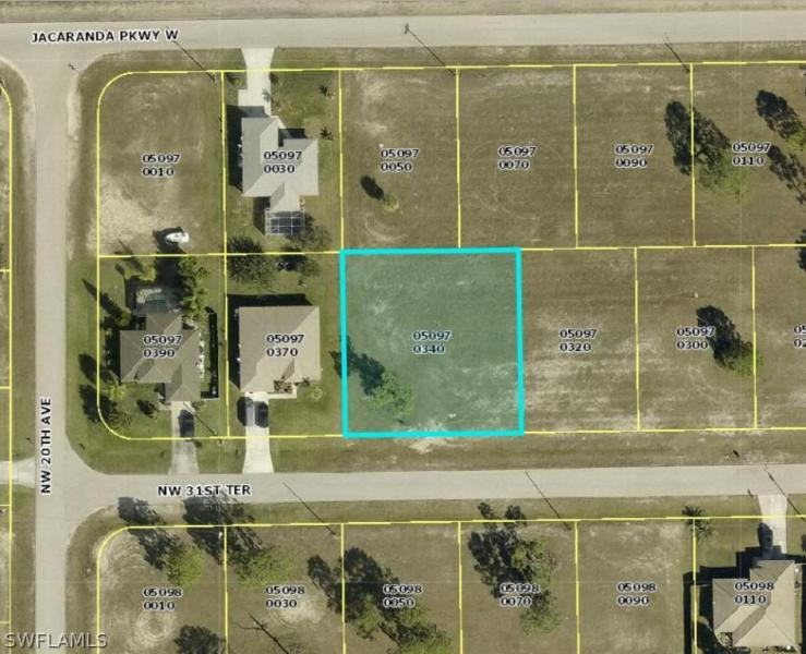 1919 Nw 31st Terrace, Cape Coral, Fl 33993