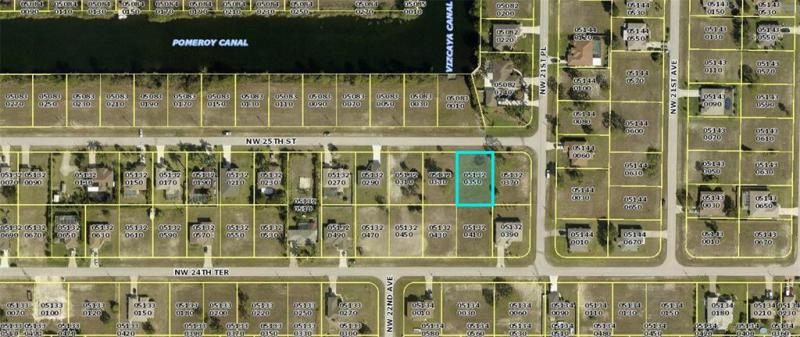 2122 Nw 25th Place, Cape Coral, Fl 33993