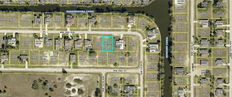 1910 Nw 3rd Terrace, Cape Coral, Fl 33993