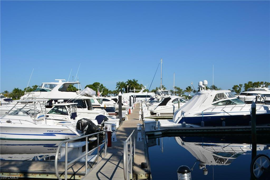 50 Ft Boat Slip At Gulf Harbour E 24 , Fort Myers, Fl 33908
