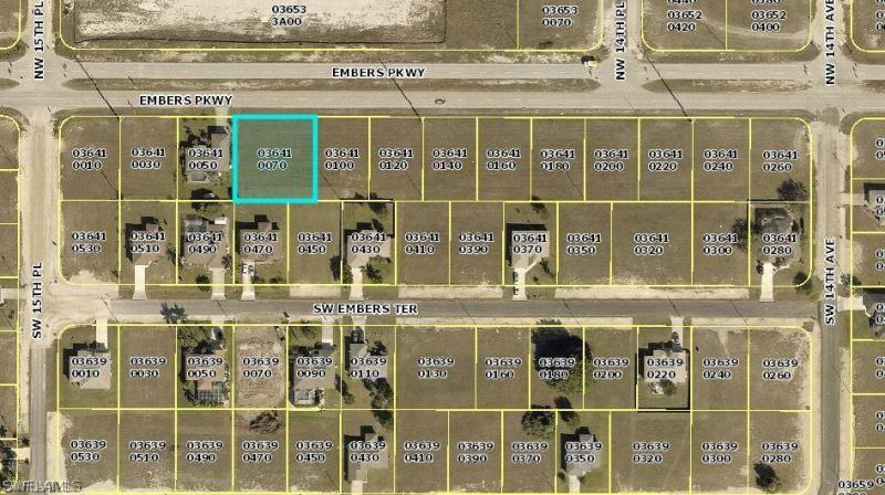 1438 Embers Parkway, Cape Coral, Fl 33993