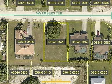 908 Nw Embers Terrace, Cape Coral, Fl 33993
