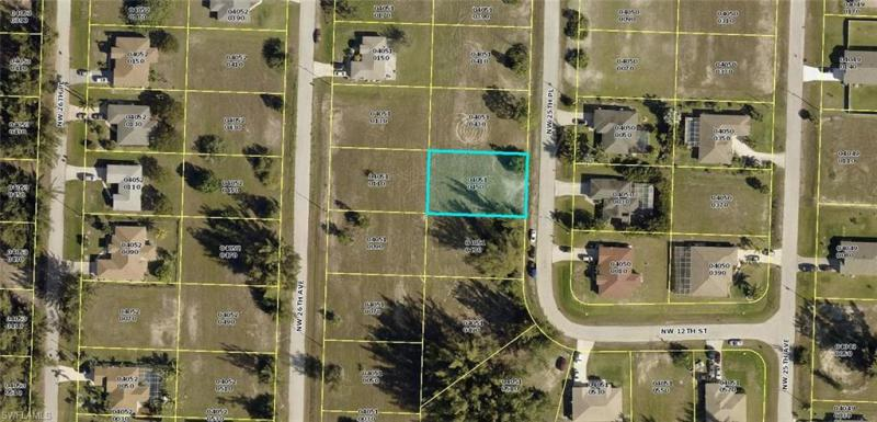 1208 Nw 25th Place, Cape Coral, Fl 33993