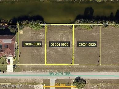 915 Nw 24th Terrace, Cape Coral, Fl 33993