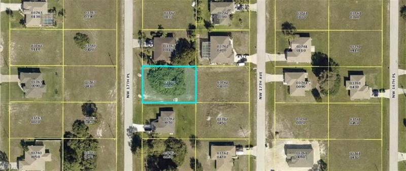 317 Nw 17th Place, Cape Coral, Fl 33993