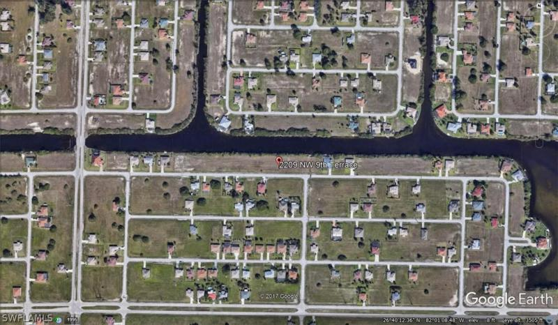 2209 Nw 9th Terrace, Cape Coral, Fl 33993