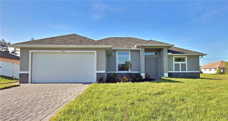 1026 Ne 6th Place, Cape Coral, Fl 33909